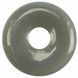 Donut Botswana-Achat, 40 mm