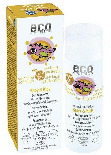 Eco cosmetics Baby & Kids Sonnencreme LSF 50-, 50 ml